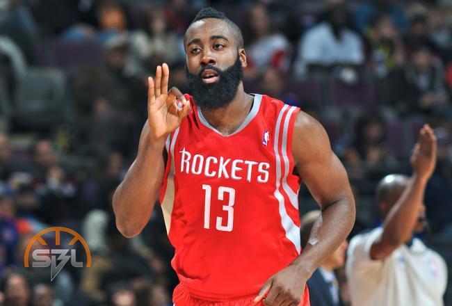هاردن: أنا من يستحق جائزة افضل لاعب في NBA