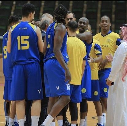 النصر يستضيف الاتحاد غداً في أقوى مواجهات الجولة الـ15 لدوري السلة