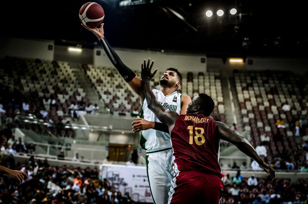 المنتخب السعودي يهزم قطر في تصفيات كأس آسيا لكرة السلة