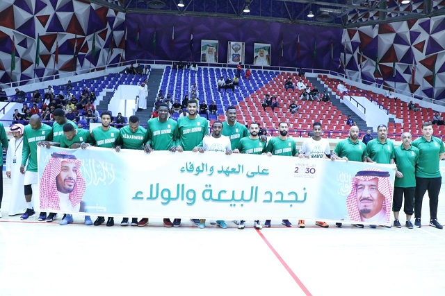 الجهني لـ SBL : قوة العمل الإداري هي من قادة المنتخب السعودي لنهائي الخليج