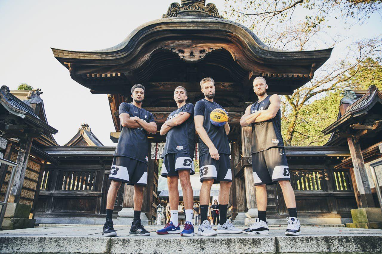 بالصور .. فريق جدة لكرة السلة ينهي مشاركته بنهائيات الجولة العالمية في اليابان
