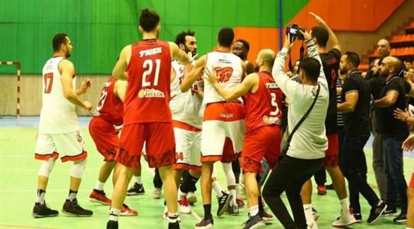 """رئيس اتحاد السلة المصري يعلق على """"مهزلة"""" الأهلي والزمالك"""