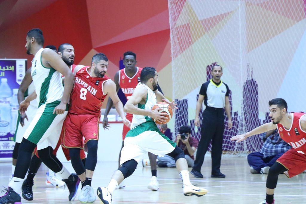أخضر السلة يواجه غداً البحرين في دور نصف نهائي الخليجية