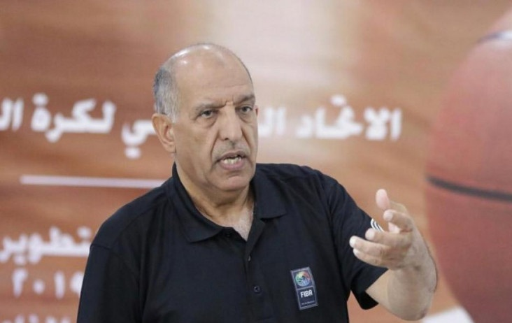 منصور الأحمري مراقبا في آسيوية الأندية للسلة