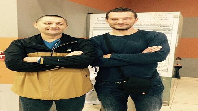 قبل مباراة الفتح بـ 24 ساعة .. الصربي ماركوفيس محترف سلة العربي الجديد بديلاً عن الأردني شاهر