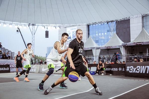 جدة تحتضن الجولة الحاسمة للجولة العالمية الماسترز للمدن لكرة السلة 3X3