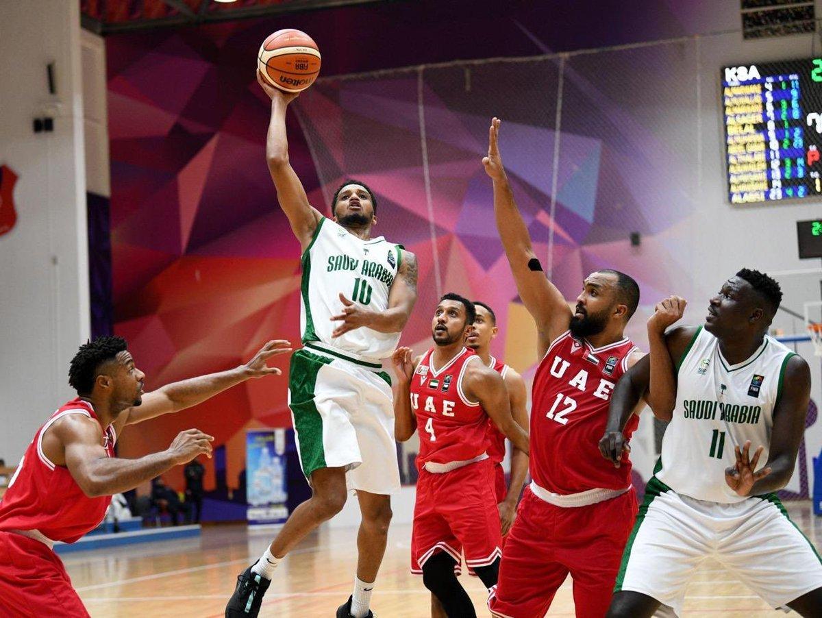 أخضر السلة يبحث عن الصدارة الخليجية أمام البحرين