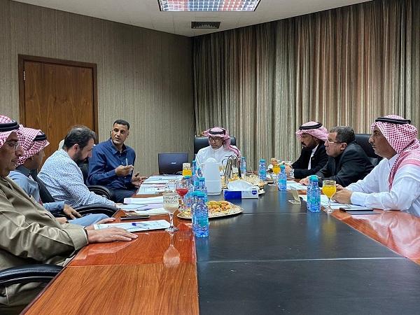 اللجنة الفنية والتطويرية في الاتحاد السعودي لكرة السلة تعقد إجتماعها الأول