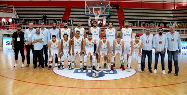 سلة الاتحاد السكندري تتوج بـ لقب البطولة العربية للأندية